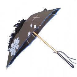 Sombrilla Gótica con ondulina