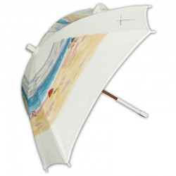 The sea travels in this Parasol SPC003