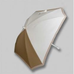 Sombrilla de protección solar Naughtysun