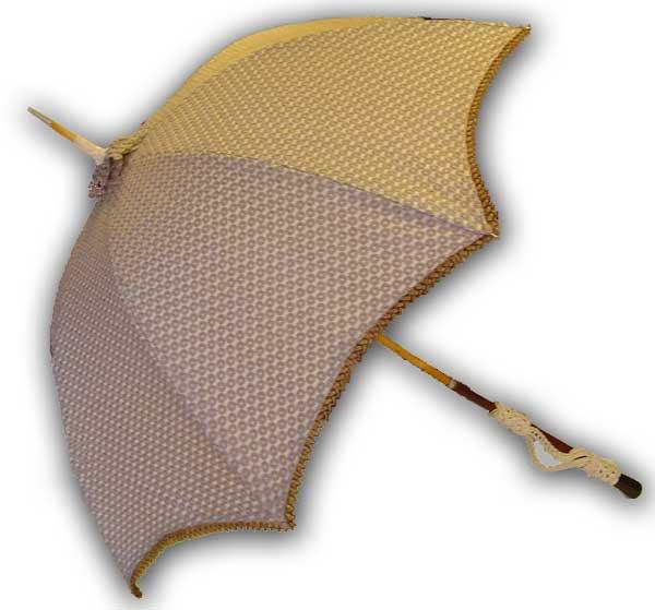 Un encargo especial sombrilla antigua recuperada blog for Tela para sombrillas