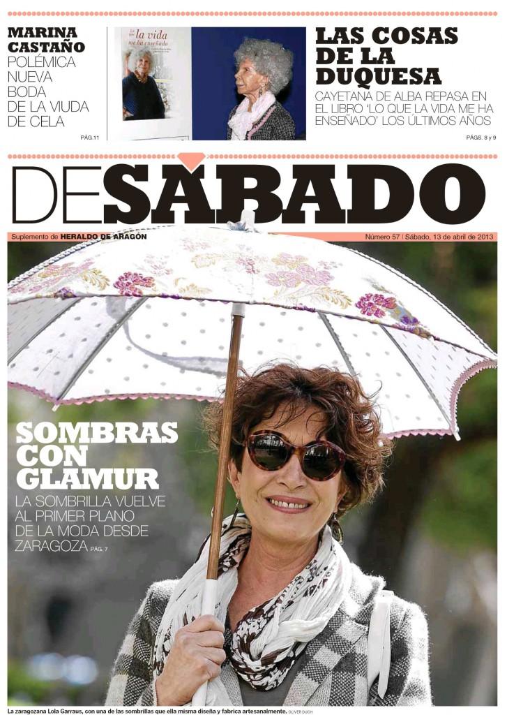 Solbrillas Heraldo 13 abr 2013